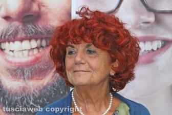 Festa democratica - La ministra Valeria Fedeli