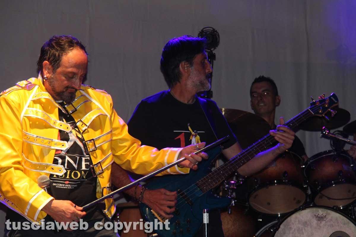 La musica di Freddie Mercury a piazza San Lorenzo