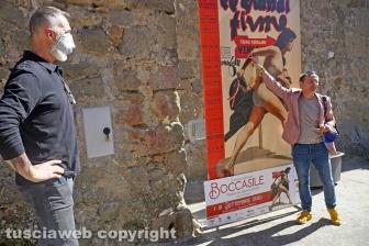 La passeggiata dedicata a Boccasile
