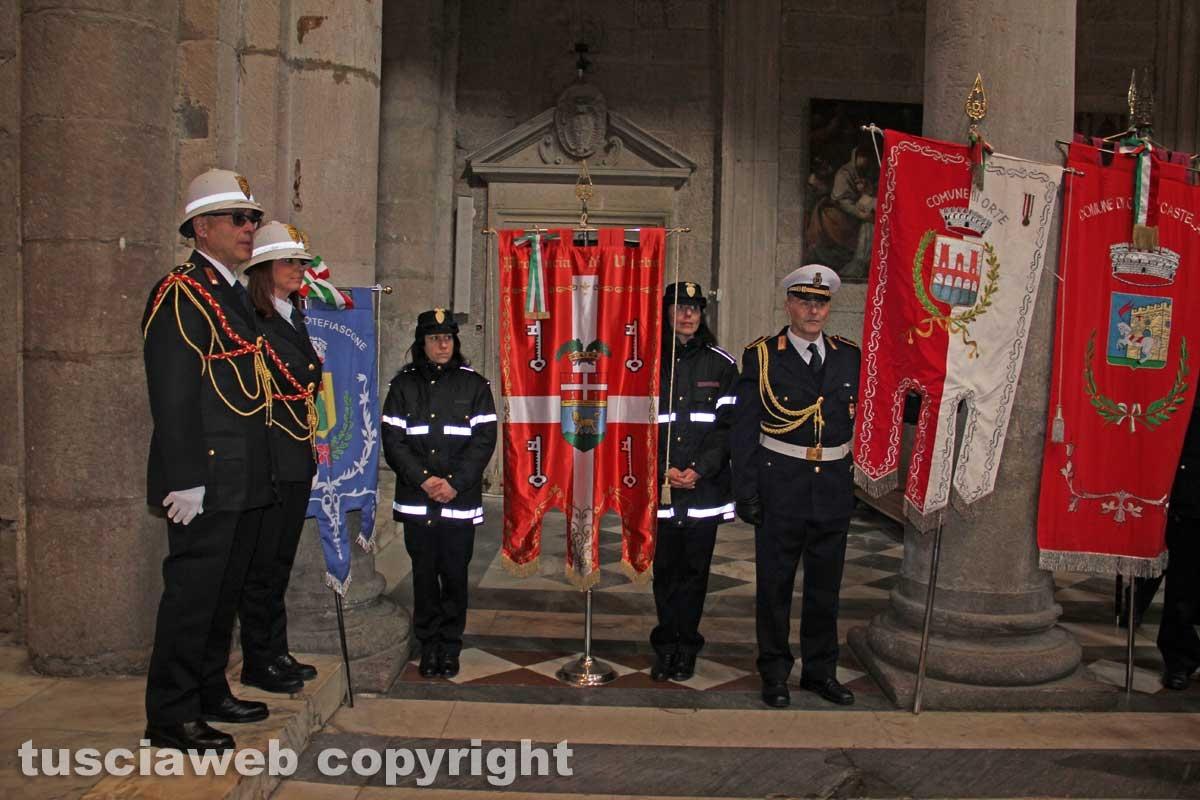Viterbo - La festa di San Sebastiano