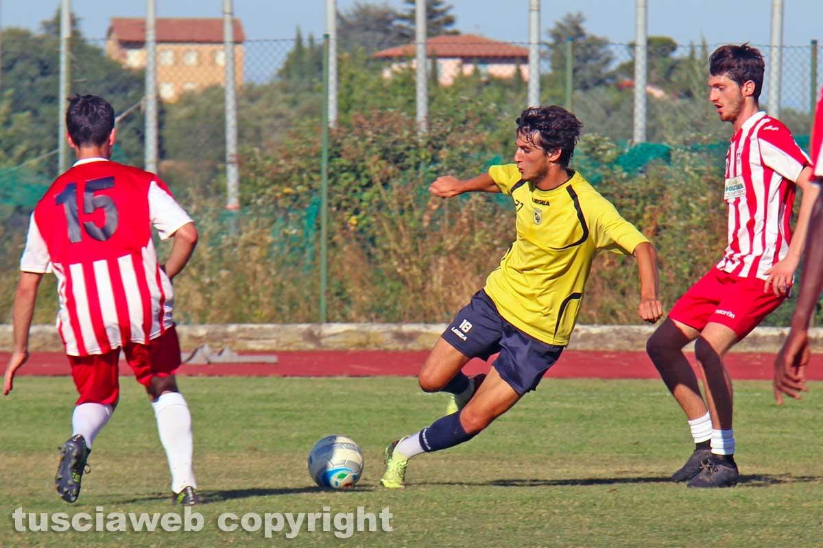 Sport - Calcio - Viterbese - Sebastiano Svidercoschi