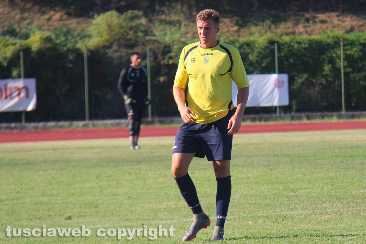 Sport - Calcio - Viterbese - Federico Baschirotto