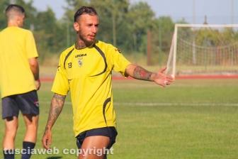 Sport - Calcio - Viterbese - Daniele Mignanelli