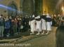La processione degli uomini scalzi