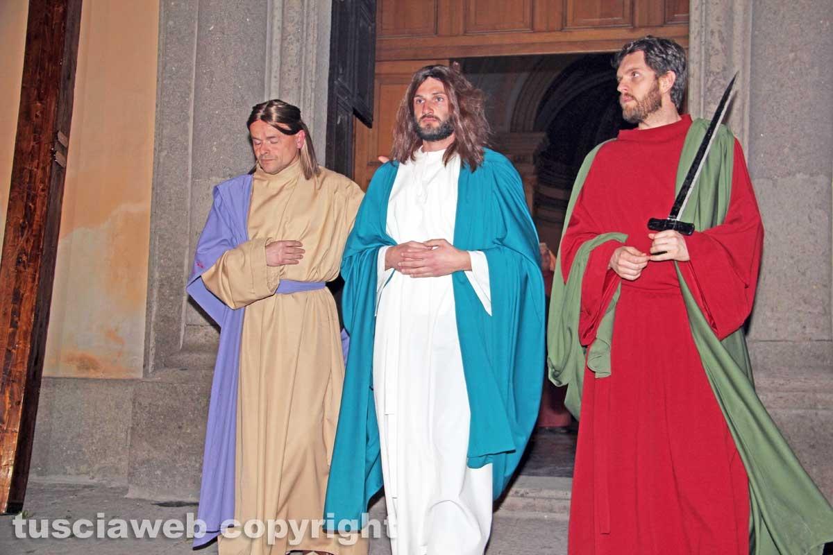 La processione di Bagnaia