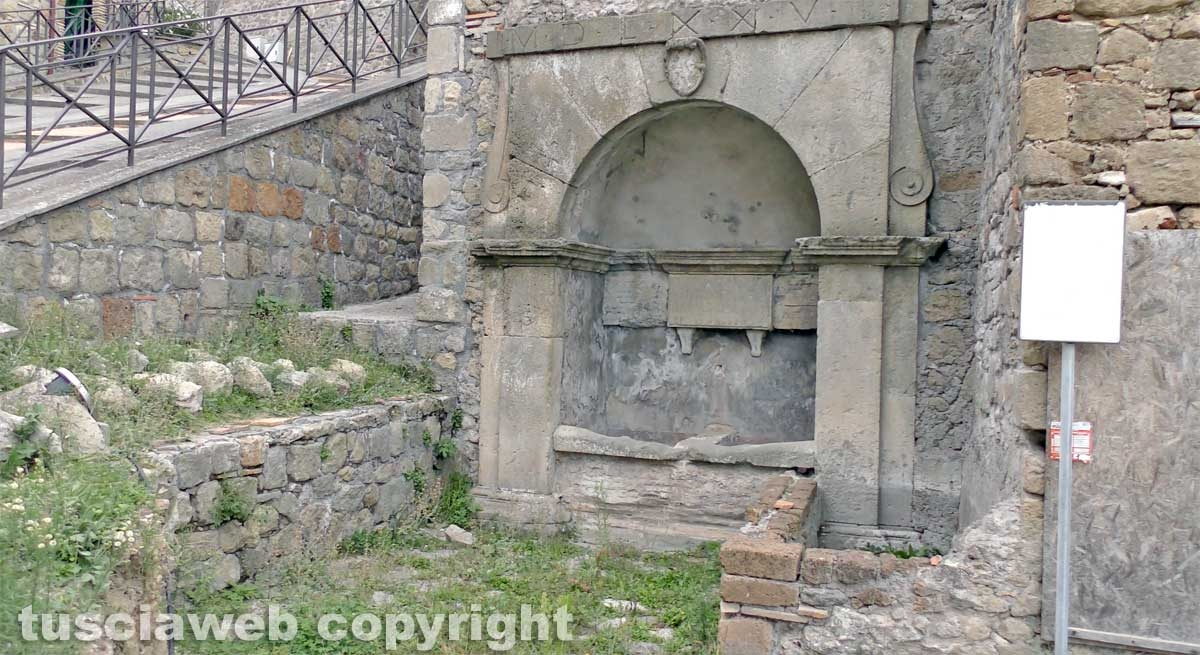 La fontana del cardinal Madruzzo