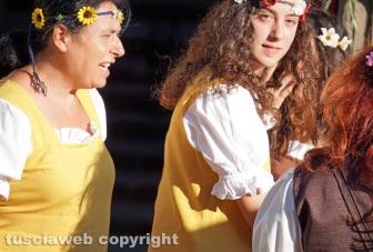 Bassano in Teverina - Alla corte di Alfonso de Lagnis