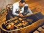 La scoperta della tomba del faraone