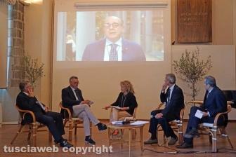 La sottosegretaria Alessandra Pesce a Viterbo