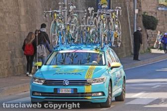 La Tirreno-Adriatico 2017 a Viterbo