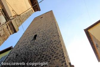 La torre di via della Pace