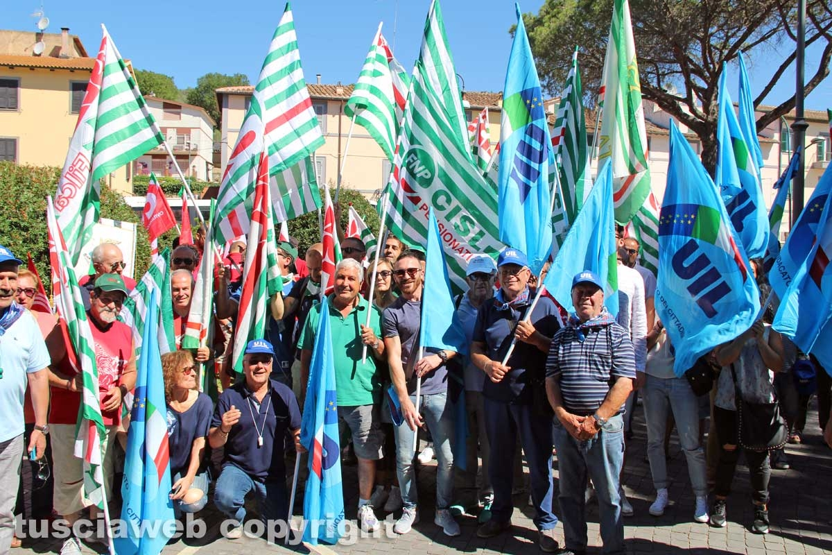 Manifestazione sindacale