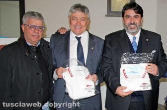 Umberto Fusco e Christian Solinas