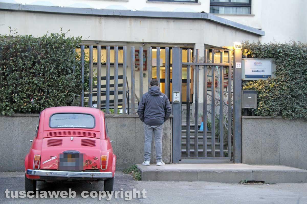 Viterbo - Casa dello studente di via Cardarelli