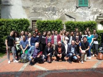 Pina Perazza e Armando Mortet incontrano gli studenti