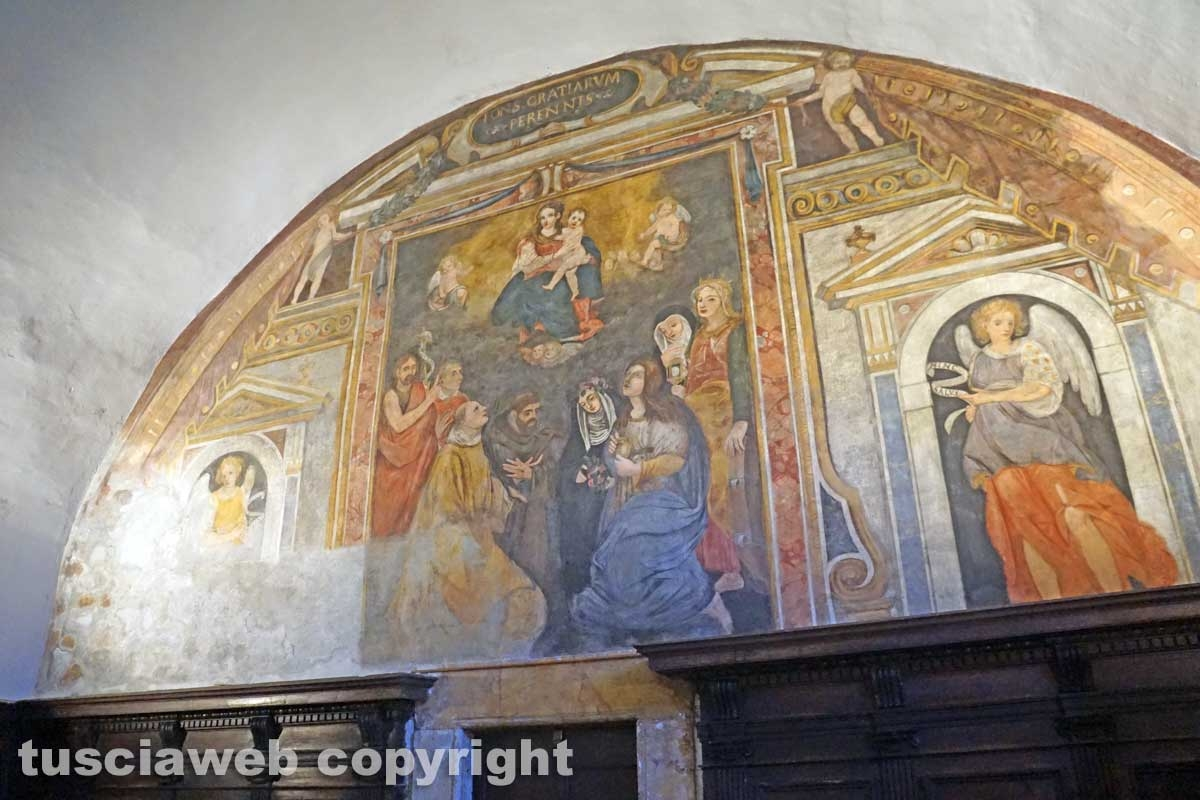 La vita nel Monastero di Santa Rosa