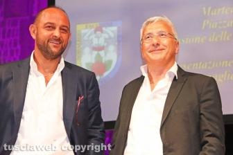 Diego Foresti e Marco Arturo Romano