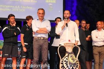 Rodolfo Valentino e Matteo Achilli