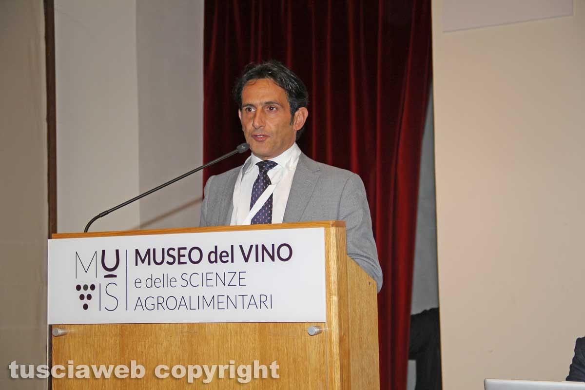 Mirco Luzi, sindaco di Castiglione in Teverina