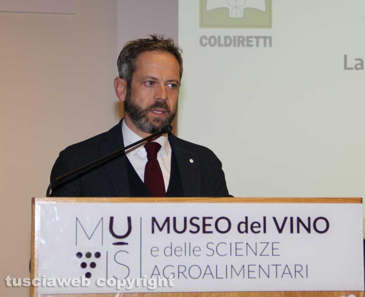 Mauro Pacifici, presidente Coldiretti Viterbo