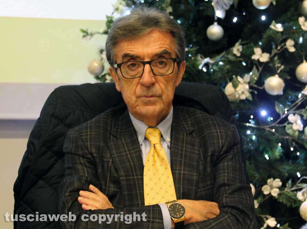 Castiglione in Teverina -- L'enologo Riccardo Cotarella
