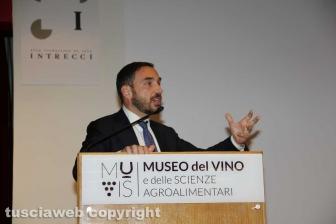 David Granieri, presidente regionale Coldiretti
