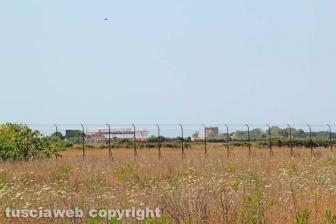 Tarquinia - L'aeroporto Americo Sostegni