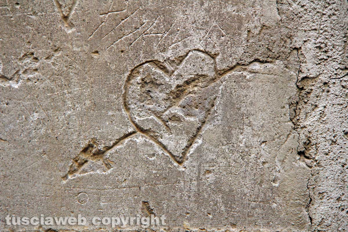 L'amore sui muri