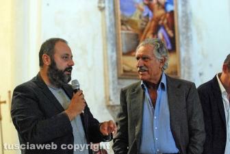 Lando Buzzanca e Nicola Calocero