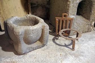 L'antico frantoio Matteucci
