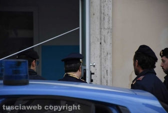 Sanremo - L'arresto di Ermanno Fieno