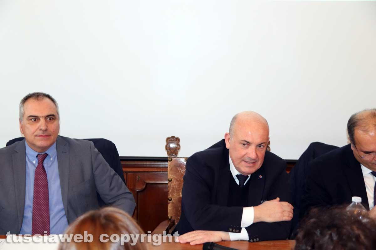 Viterbo - Lavoratori Cup - Tavolo in prefettura