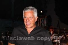 Il presidente del Soldalizio Massimo Mecarini