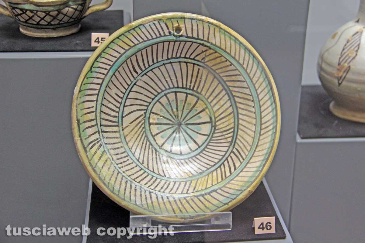 Le ceramiche del butto di Celleno