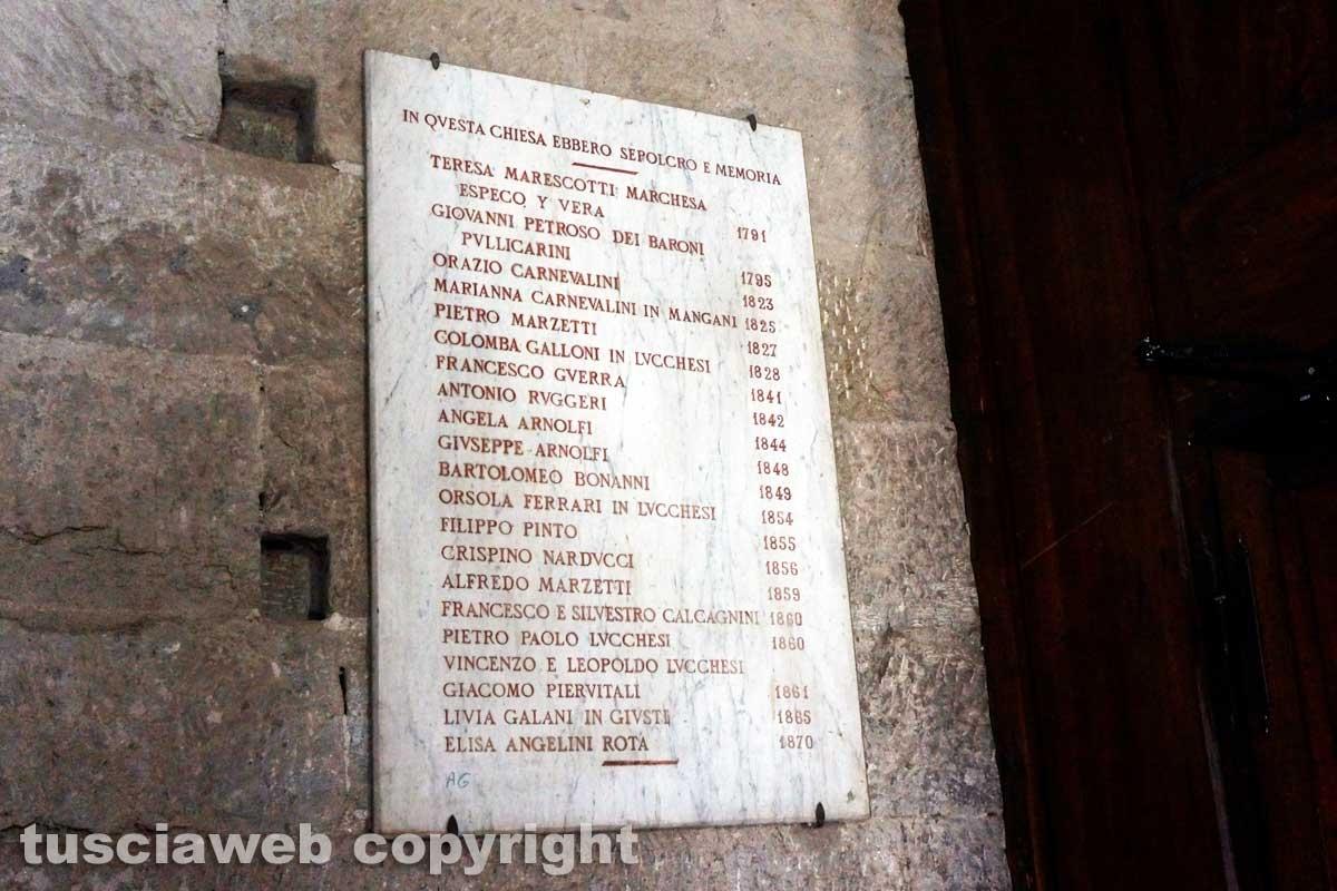 Le chiese della città