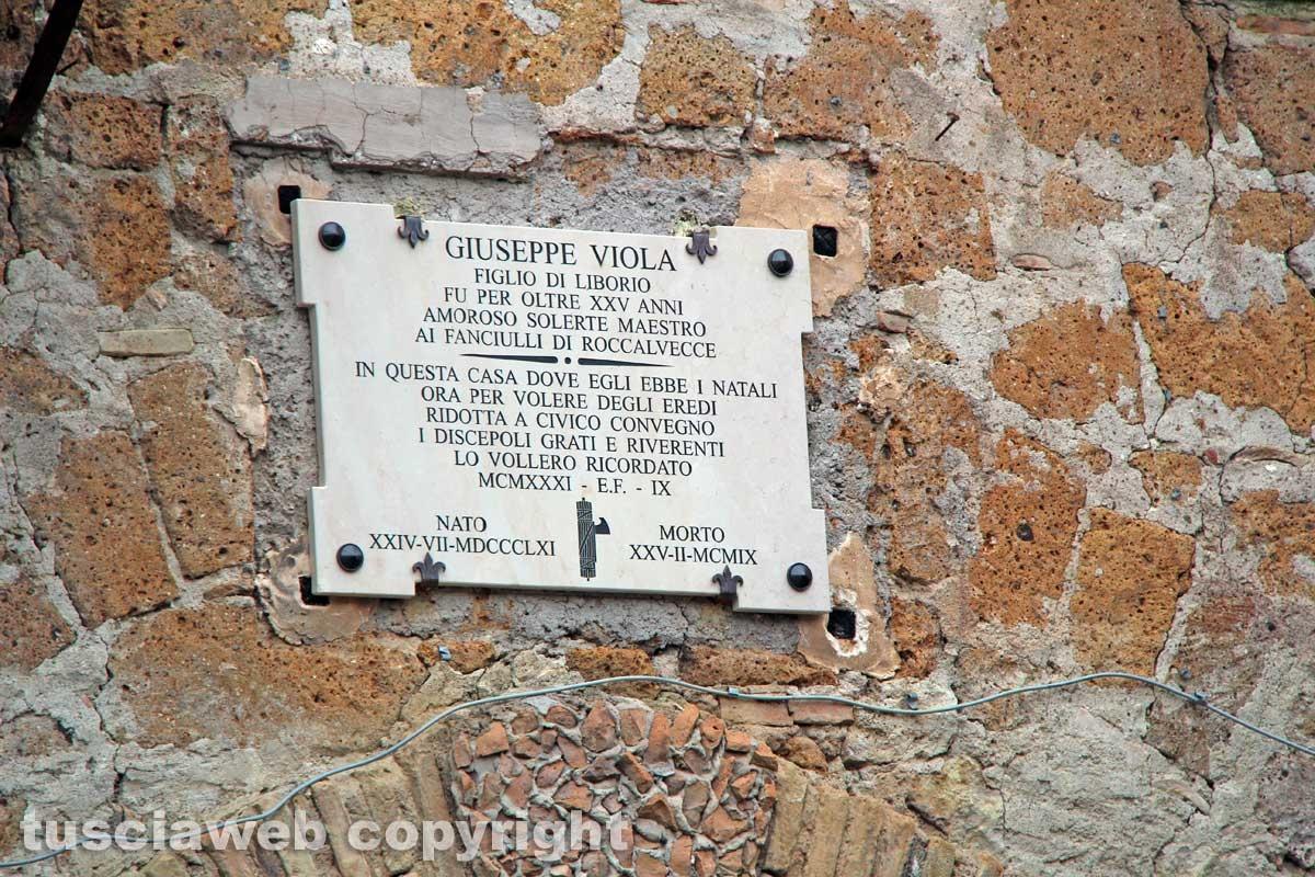Roccalvecce
