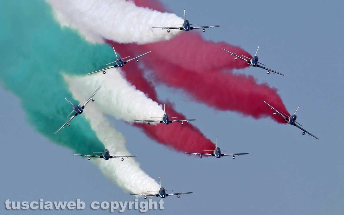 Le Frecce tricolori superstar