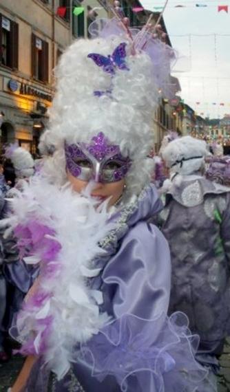 Carnevale di Ronciglione - Le mascherate di Pierina - Le dame