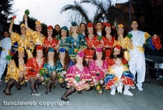 Carnevale di Ronciglione - Le mascherate di Pierina - La lambada
