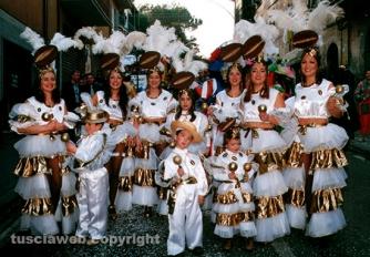 Carnevale di Ronciglione - Le mascherate di Pierina - Chicco di caffè