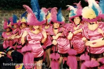 Carnevale di Ronciglione - Le mascherate di Pierina - Ninì Tirabusciò
