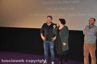 Corrado Nuzzo e Maria Di Biase