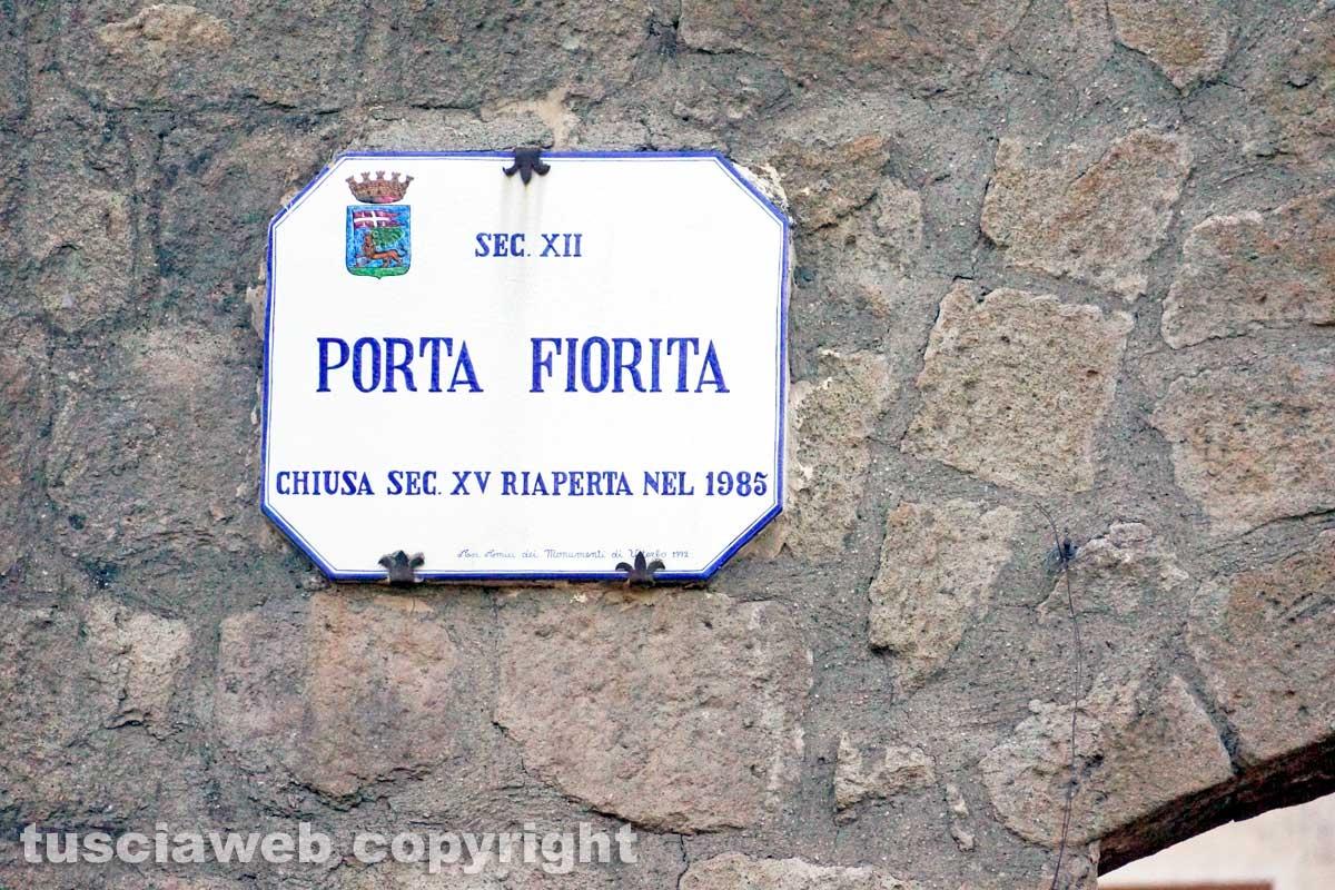 Porta Fiorita