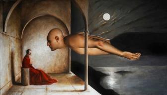 Le opere di Alessandro Bianchi Sicioldr - La visita
