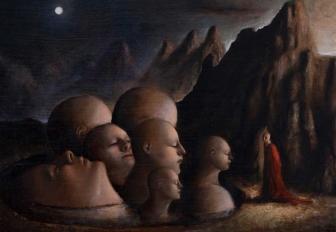 Le opere di Alessandro Bianchi Sicioldr - Visione