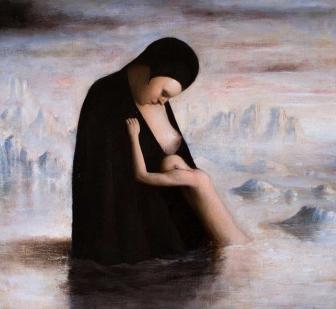 Le opere di Alessandro Bianchi Sicioldr - La madre