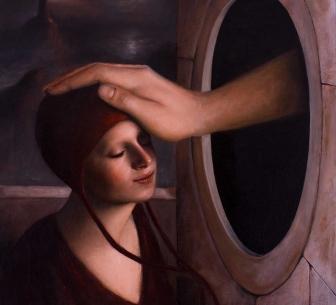 Le opere di Alessandro Bianchi Sicioldr - La carezza