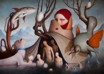 Le opere di Alessandro Bianchi Sicioldr - Nascita