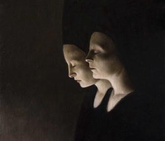 Le opere di Alessandro Bianchi Sicioldr - Due sacerdotesse