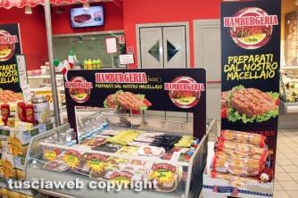 L\'hamburgeria del Todis